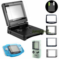 Anti Scratch Screen Protector Film For Nintendo Game Boy Advance SP GBC GBP GBA