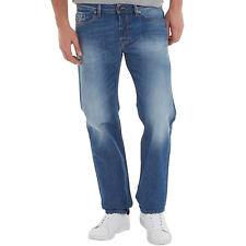 Diesel Jeans Waykee para hombre 0839 C 36 X 32 Algodón Regular Fit Straight Leg Nuevo