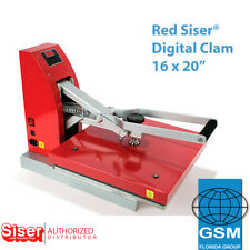 "RED SISER DIGITAL CLAM PRESS 16 X 20"""