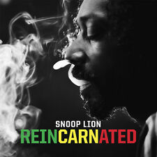Snoop Lion - Reincarnated [New CD] Deluxe Edition