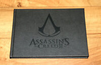 Assassin's Creed II 2 Very Rare Artbook Art Book Buch Ubisoft PS3 PS4 Xbox 360