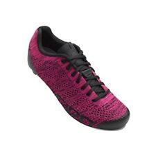 Chaussures de vélo rose pour femme