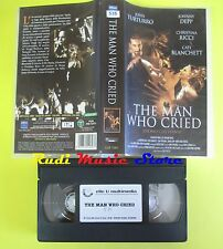 film VHS THE MAN WHO CRIED L'UOMO CHE PIANSE 2000 johnny depp ricci (F151)no*dvd