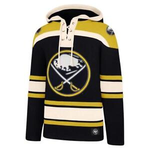 NHL Hoody Buffalo Sabres Hooded Pullover Lacer Jersey Hooded Sweater Jumper