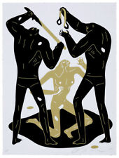 Cleon Peterson To Sway Minds Screen Print Art Poster Signed Numbered /150 Rare