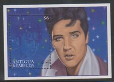 Antigua & Barbuda - 1995, Anniversary of Elvis Presley sheet - MNH - SG MS2254