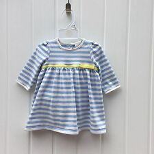 Jasper Conran Girls' stripe Cotton Dresses (0-24 Months)