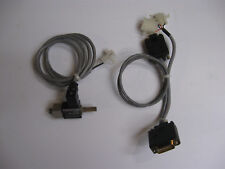 Edwards Turbomolecular Pump Controller Cables and Vent Valve