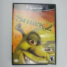 New listing Shrek 2 (Nintendo GameCube, 2004) Complete w/ Manual