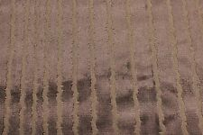 Harlequin upholstery velvet fabric design Logan chocolate HHC8918F by the metre
