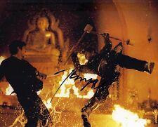 Tony Jaa Signed 10X8 Photo The Protector Genuine Signature AFTAL COA (5442)