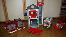 Mega Großes Playmobil Feuerwehr Set