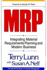 NEW - MRP: Integrating Material Requirements Planning and Modern Business