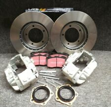 LAND ROVER DEFENDER 90 110 FRONT VENTED BRAKE UPGRADE  KIT