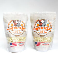 Oregon Grown Pumpkin Treat (mini pig) 2-Pack