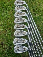 Taylormade R7 TP Irons 3-PW stiff shafts