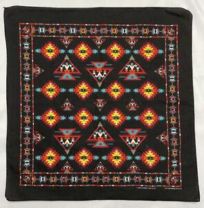 Vintage Southwest Native American Bandana Hav A Hank USA 50/50 RN 15187 NEW