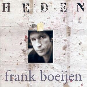 Frank Boeijen  - Heden    New cd