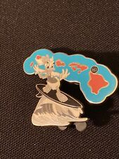 Disney American Adventure State Map Hi Hawaii Daisy Chaser Le200 Pin Mystery Box