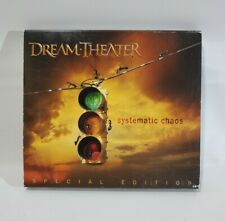dream theater systematic chaos special edition cd roadrunner records metal