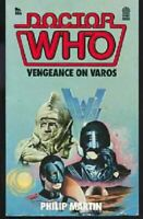 Doctor Who - Vengeance on Varos (Target Books) by Martin, Philip Paperback Book