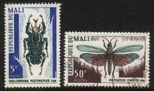 1967 MALI Set of 2 USED STAMPS (Michel # 151,153)