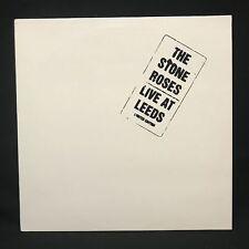 The Stone Roses - Live At Leeds LP EX 2006 Ltd Ed Alt Indie Rock Ultrasonic C...
