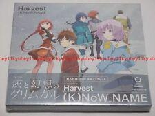 (K)NoW_NAME Harvest Hai to Gensou no Grimgar of Fantasy and Ash ED CD Booklet