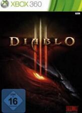 Xbox360 3 Diablo III alemán como nuevo