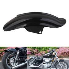 Rear Mudguard Fender For Harley Sportster Bobber Chopper Cafe Racer Black