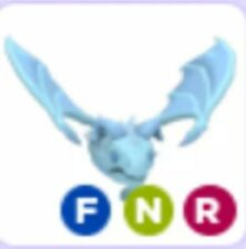 Roblox Adopt Me Frost Dragon FNR (Leer descripción)