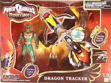 Power Rangers Mystic Force - Dragon Tracker With Green Ranger (MISB)