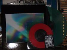 "MERZBOW meets MAURIZIO BIANCHI MB italy LP + 7"" NEW sodality atrax morgue"