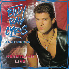 Billy Ray Cyrus & Friends: Heartland-Live/CD (WZ 98012) - come nuovo