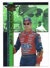 Jeff Gordon, 2004 Wheels High Gear Full Trottle Card, #FT 2 of 6,  NASCAR