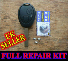 Land Rover Discovery 2 TD4 TD5 / Rover 75 Remote Key Fob Case FULL REPAIR KIT