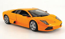 LAMBORGHINI MURCIELAGO LP 640 2007 ORANGE METAL MAISTO 1/18 1:18 SPORT CAR
