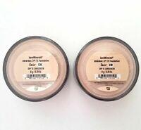 2 Pack of Bareminerals Fair C10 Finishing Face Powder 8g Full Size