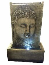 100cm Buddha Head Wall Fountain Fountains Water Feature Home Decor Garden Ponds