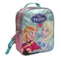 Disney FROZEN Mochila 25x30cm Elsa Anna Nuevo Original Nuevo