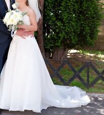 wedding dress La Sposa(Halfon),2017,size36,Negociable price for minor defects.