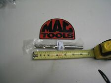 """MAC TOOLS #7832DA REDUCED SHANK TO 3/8 HIGH SPEED 1/2"""" DRILL BIT NEW IN THE  BAG"""
