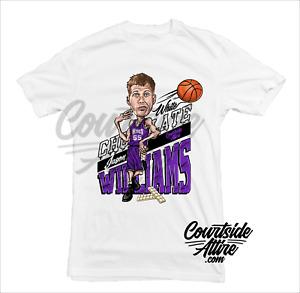 Jason Williams White Chocolate Sacramento Mens Shirt jersey adult