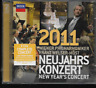 2011 WIENER PHILHARMONIKER NEW YEAR'S CONCERT FRANZ WELSER-MOST 2 CD NEW/SEALED