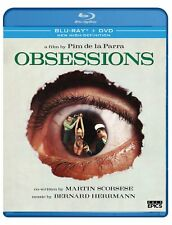Obsessions aka A Hole In the Wall Blu Ray & DVD Cult Epics Pim de la Parra 1969