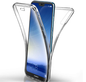 Luxury Soft TPU Silicone 360 Full Cover Case For Samsung Galaxy Note 9