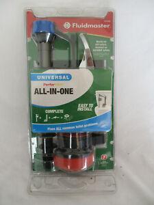 New Fluidmaster PerforMAX All-in-one Toilet Repair Kit 400ARHRK