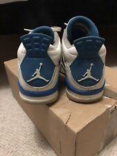 Nike Air Jordan Retro 4 Military Blue 2012 VNDS Size Uk 11 Not Yeezy