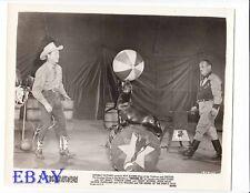 Roy Rogers Trigger Jr. VINTAGE Photo