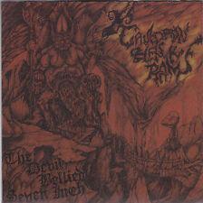 "Cauldron Black Ram  – The Devil Bellied Seven Inch  7"""